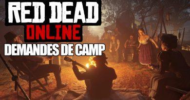 red dead redemption 2 guide demande camp comis