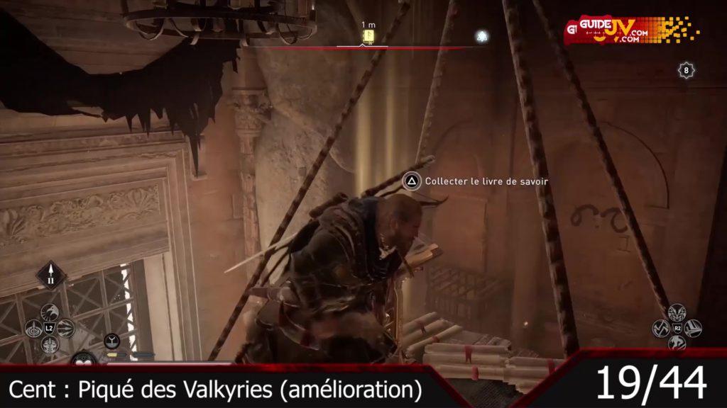 assassins creed valhalla toutes les aptitudes liste et emplacement